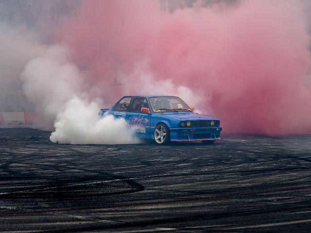 Fotogalerie driftování